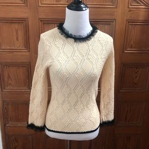 Etcetera Wool Sweater Size S
